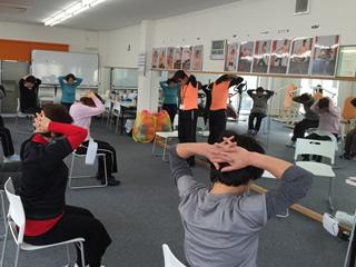 東大阪市のトレーニングジム ヨガ・シェイプアップトレーニング・パワーウォーキングで理想な体型を!